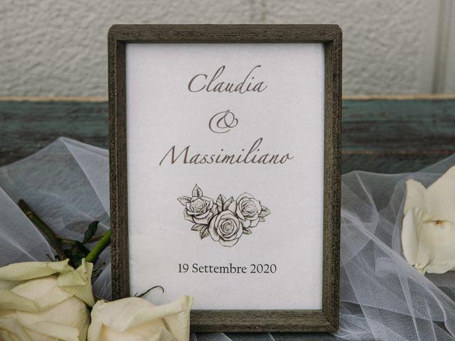 Il matrimonio di Claudia e Massimiliano a Bergamo, Bergamo 43