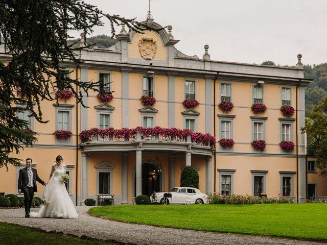 Il matrimonio di Claudia e Massimiliano a Bergamo, Bergamo 45