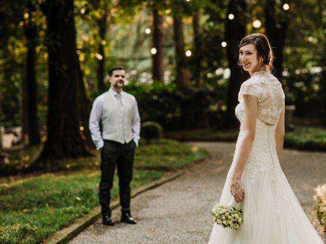 Il matrimonio di Claudia e Massimiliano a Bergamo, Bergamo 47
