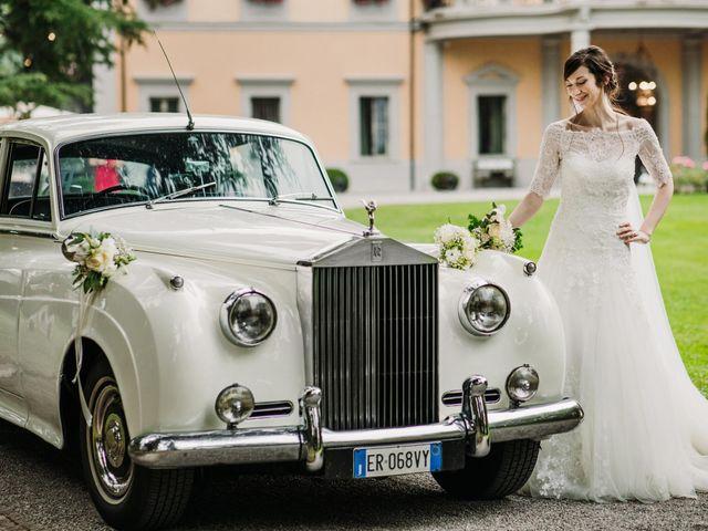 Il matrimonio di Claudia e Massimiliano a Bergamo, Bergamo 51