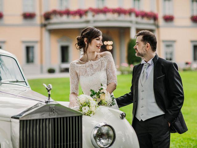 Il matrimonio di Claudia e Massimiliano a Bergamo, Bergamo 52