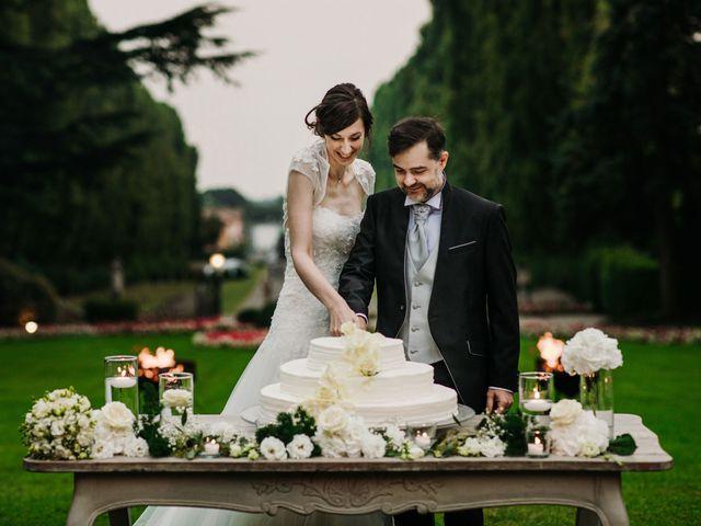 Il matrimonio di Claudia e Massimiliano a Bergamo, Bergamo 63