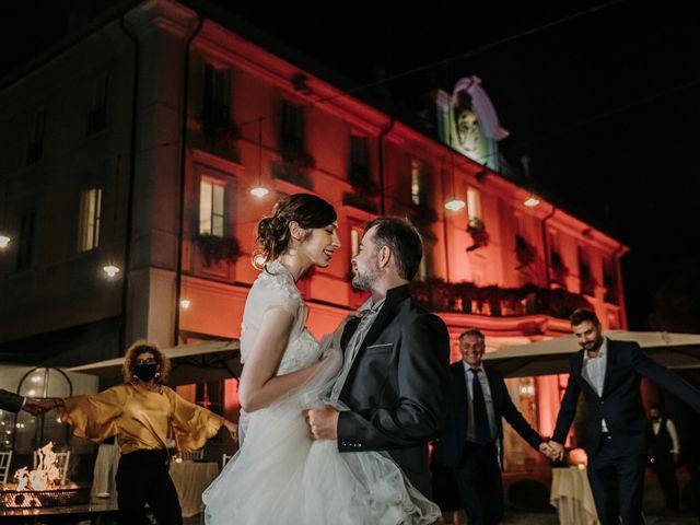 Il matrimonio di Claudia e Massimiliano a Bergamo, Bergamo 68
