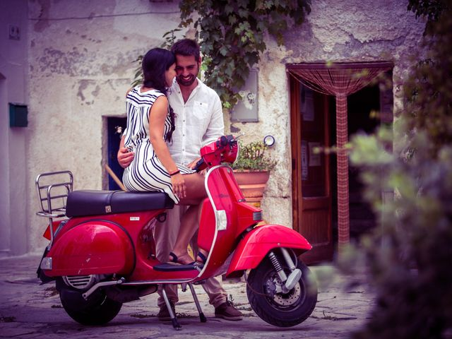 Il matrimonio di Matteo e Eva a Castro, Lecce 7