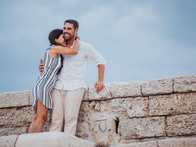 Il matrimonio di Matteo e Eva a Castro, Lecce 8