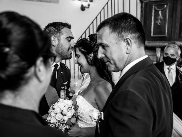Il matrimonio di Matteo e Eva a Castro, Lecce 21