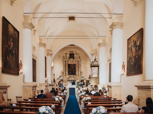 Il matrimonio di Matteo e Eva a Castro, Lecce 24