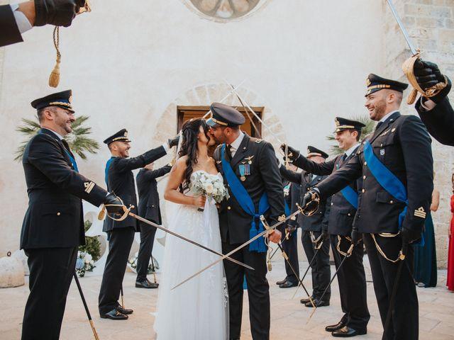 Il matrimonio di Matteo e Eva a Castro, Lecce 34