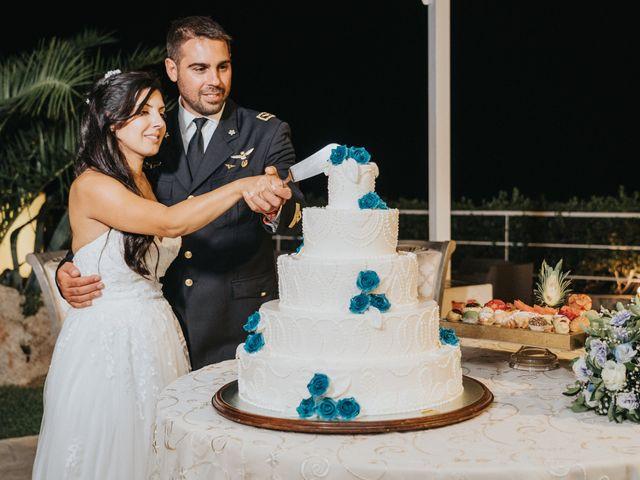 Il matrimonio di Matteo e Eva a Castro, Lecce 50