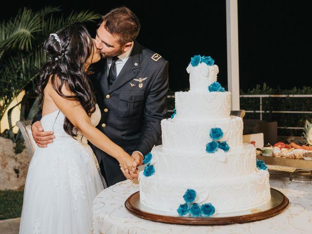 Il matrimonio di Matteo e Eva a Castro, Lecce 51