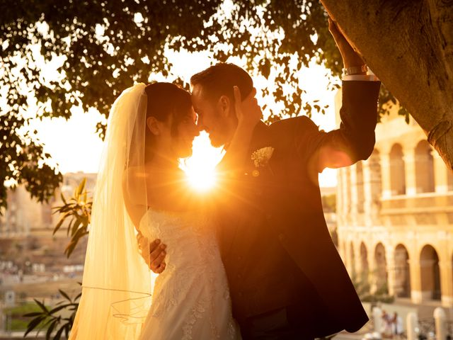 Il matrimonio di Alessandro e Chiara a Roma, Roma 8