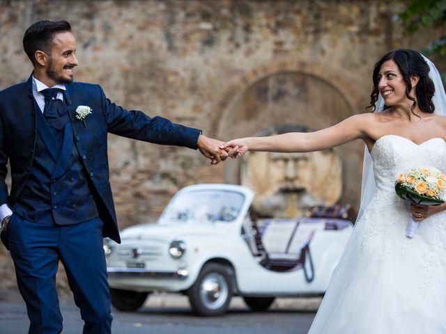 Il matrimonio di Alessandro e Chiara a Roma, Roma 38