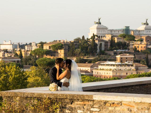 Il matrimonio di Alessandro e Chiara a Roma, Roma 40