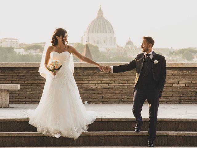 Il matrimonio di Alessandro e Chiara a Roma, Roma 41