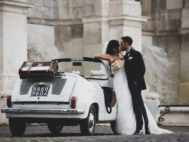Il matrimonio di Alessandro e Chiara a Roma, Roma 43