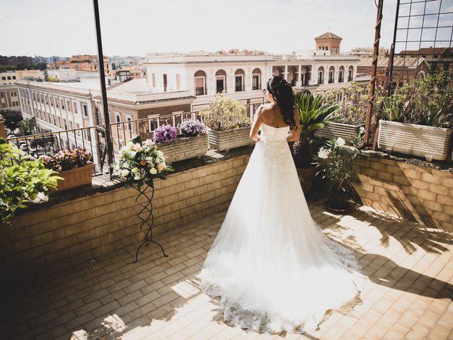 Il matrimonio di Alessandro e Chiara a Roma, Roma 53