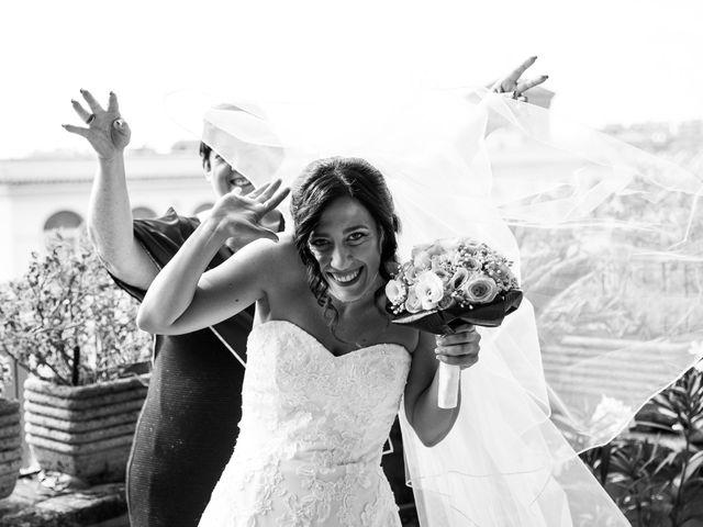 Il matrimonio di Alessandro e Chiara a Roma, Roma 56