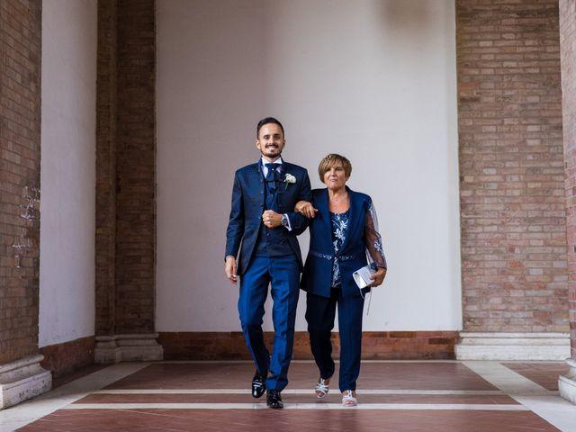 Il matrimonio di Alessandro e Chiara a Roma, Roma 59