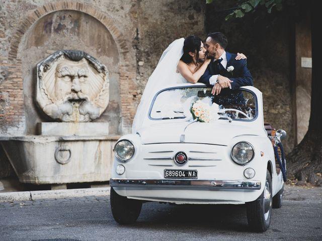 Il matrimonio di Alessandro e Chiara a Roma, Roma 74