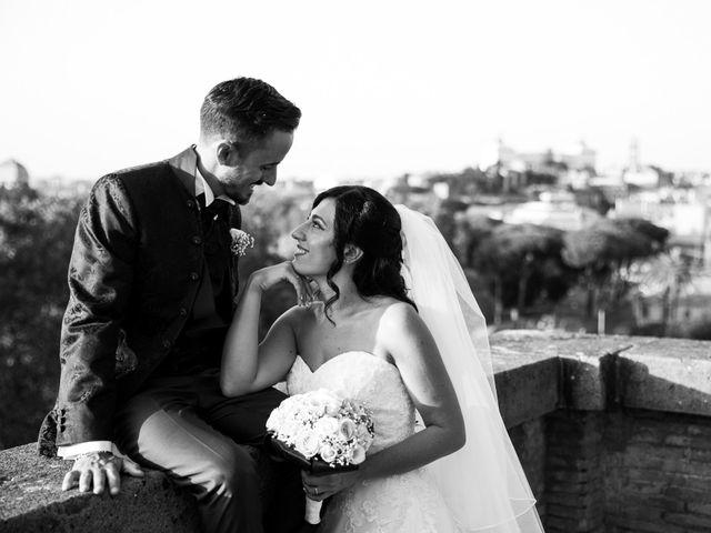 Il matrimonio di Alessandro e Chiara a Roma, Roma 79