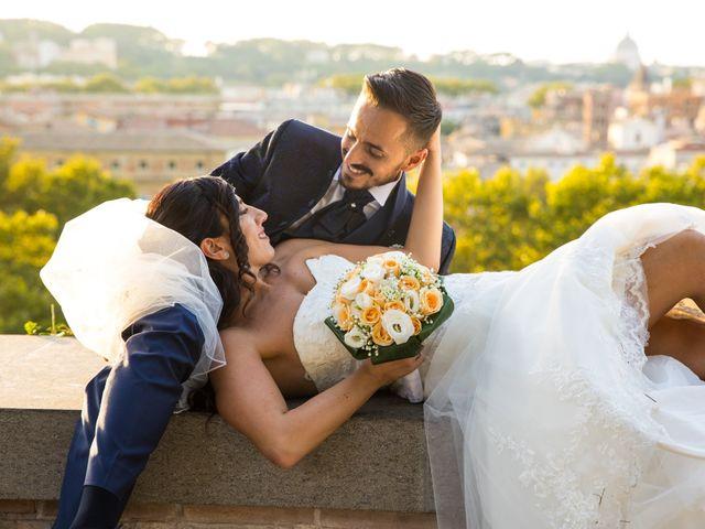 Il matrimonio di Alessandro e Chiara a Roma, Roma 80
