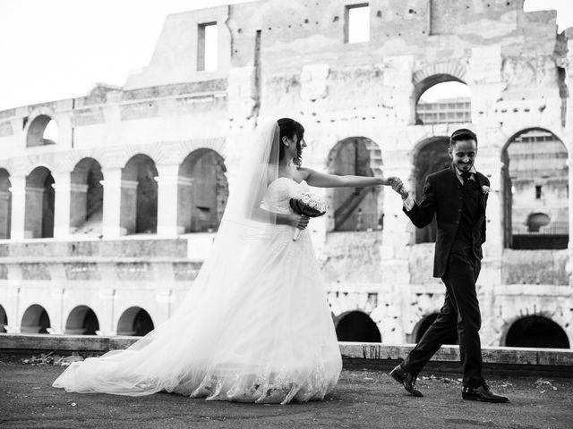 Il matrimonio di Alessandro e Chiara a Roma, Roma 83