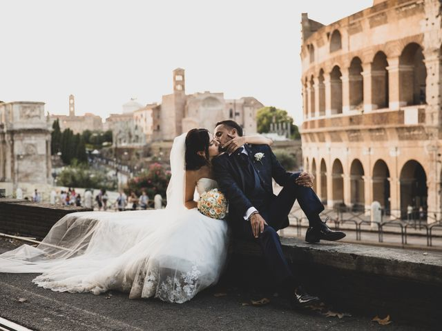 Il matrimonio di Alessandro e Chiara a Roma, Roma 85