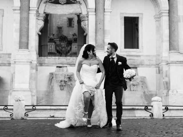 Il matrimonio di Alessandro e Chiara a Roma, Roma 86