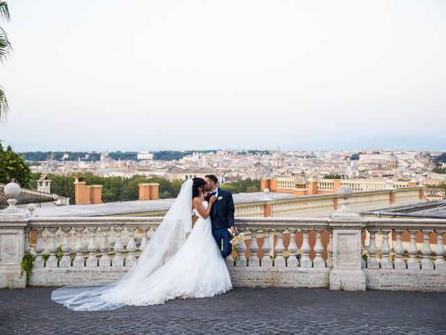 Il matrimonio di Alessandro e Chiara a Roma, Roma 87
