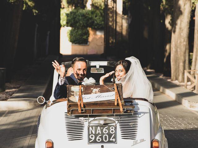 Il matrimonio di Alessandro e Chiara a Roma, Roma 88