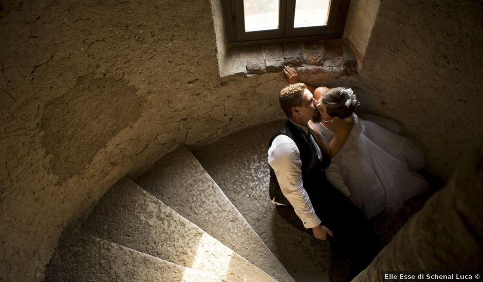 Il matrimonio di Lorenzo e Martina a Seren del Grappa, Belluno