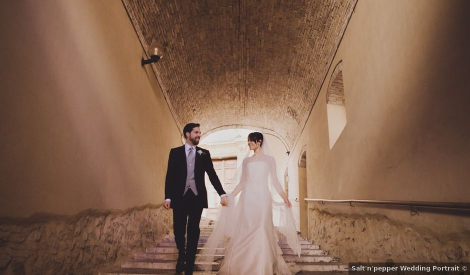 Il matrimonio di Valentino e Martina a Perugia, Perugia
