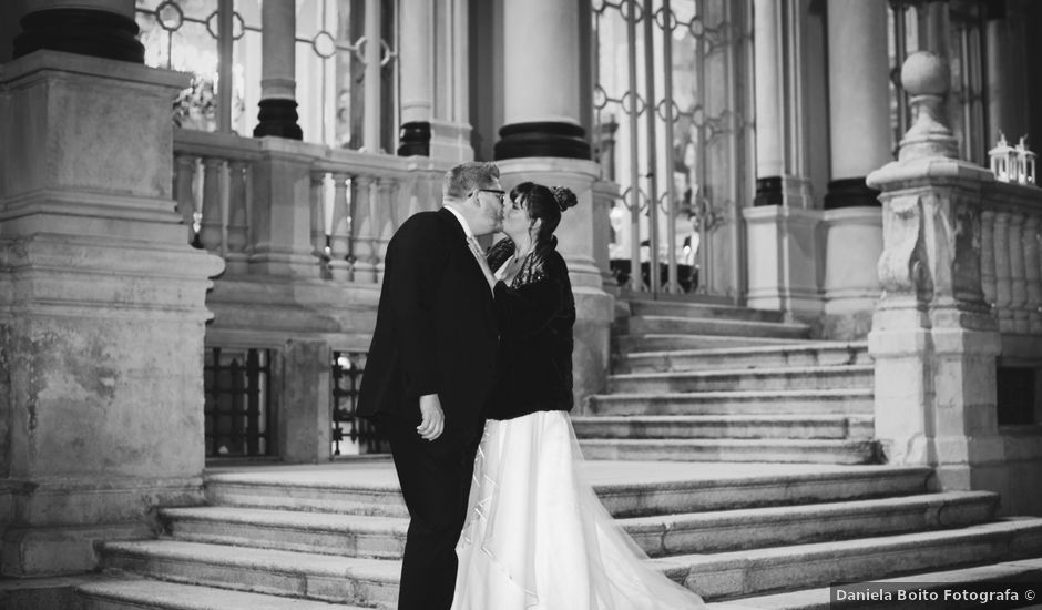 Il matrimonio di Daniele e Sara a Varese, Varese
