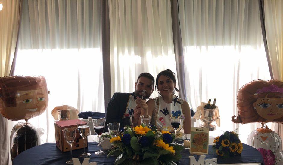 Il matrimonio di Matteo e Martina a Ronciglione, Viterbo