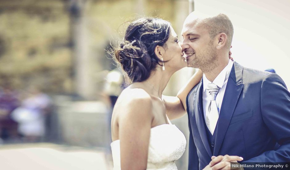 Il matrimonio di Bruno e Simona a Napoli, Napoli
