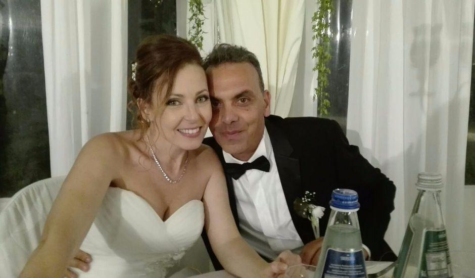 Il matrimonio di Pasquale e Sandra a Uta, Cagliari