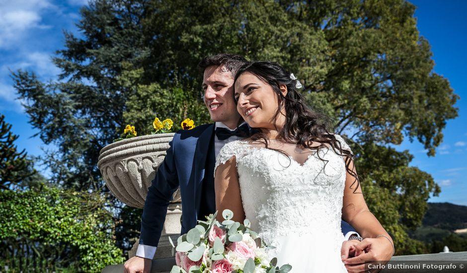 Il matrimonio di Stefano e Silvia a Carugate, Milano