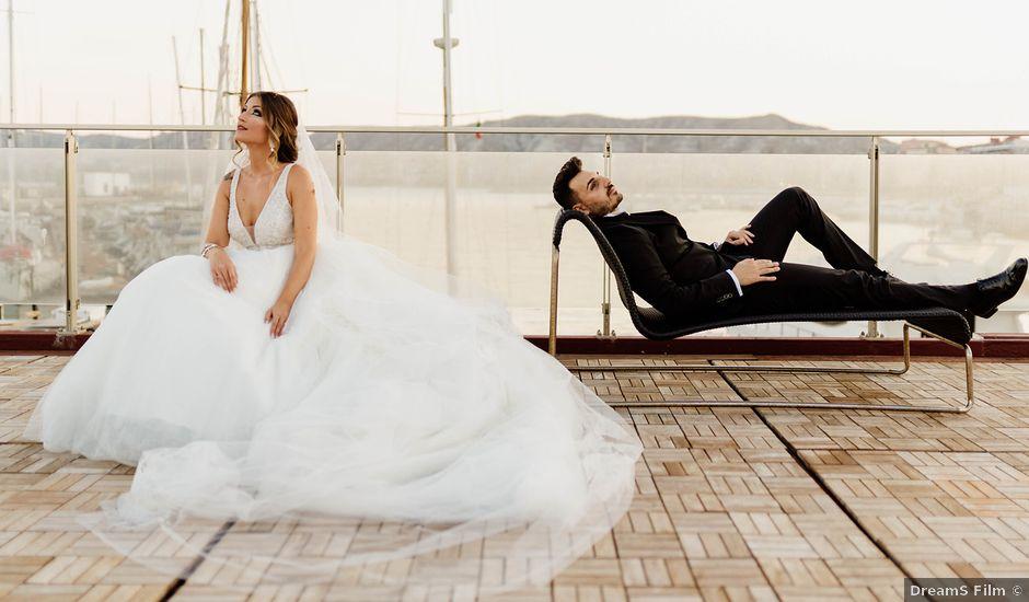 Il matrimonio di Denis e Cristina a Crotone, Crotone