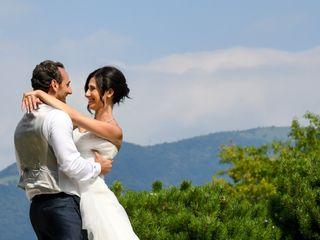 Le nozze di Alessandra e Ivan