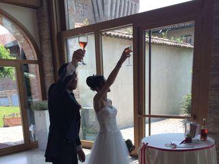 Le nozze di Sabrina e Luca 2