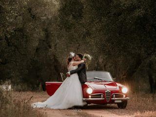 Le nozze di Marco e Sabrina