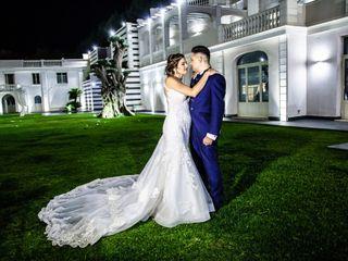 Le nozze di Mirella e Francesco