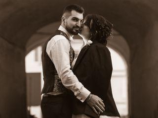 Le nozze di Carola e Gianluca