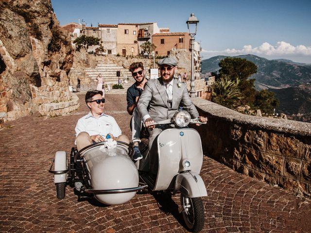 Il matrimonio di Fabio e Laura a Pollina, Palermo 13