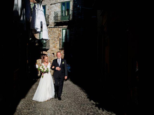Il matrimonio di Fabio e Laura a Pollina, Palermo 14