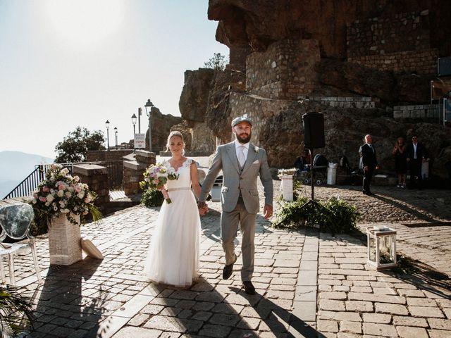 Il matrimonio di Fabio e Laura a Pollina, Palermo 20