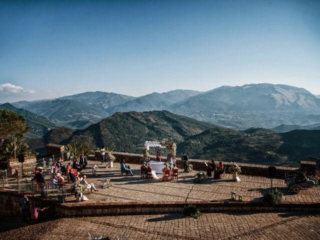 Il matrimonio di Fabio e Laura a Pollina, Palermo 23
