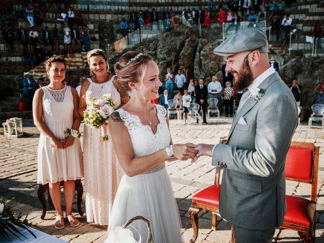 Il matrimonio di Fabio e Laura a Pollina, Palermo 25