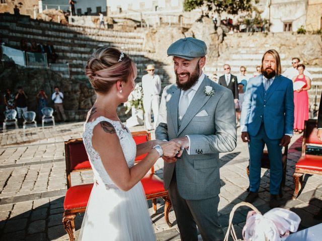 Il matrimonio di Fabio e Laura a Pollina, Palermo 27