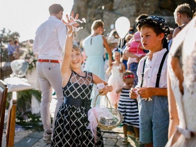 Il matrimonio di Fabio e Laura a Pollina, Palermo 30